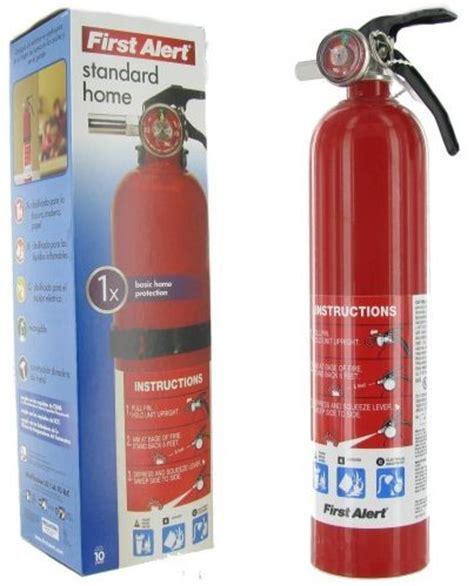 Kitchen Extinguisher Canada by Alert Home1 Multi Purpose Home Extinguisher