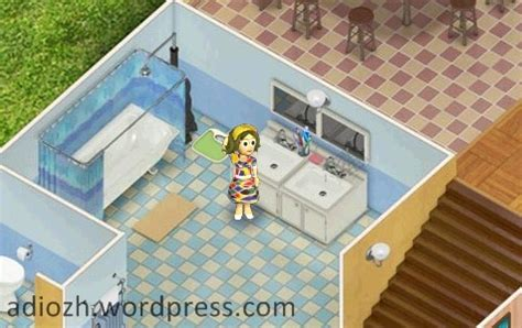 vf cara membuat anak di virtual families blog quot adiozh quot vf perbaiki wastafel bocor 4
