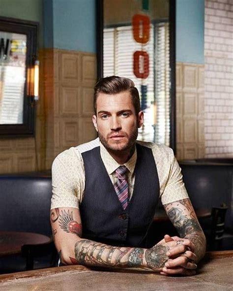 men rockabilly haircut mens rockabilly hairstyles tattoo pinterest