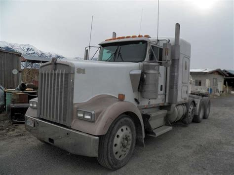 2004 kenworth truck 2004 kenworth w900l for sale 36 used trucks from 28 475