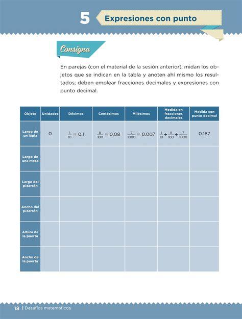 desafios matematicos cuarto de primaria 2016 2017 contestado desaf 237 os matem 225 ticos libro para el alumno cuarto grado