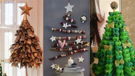 35 cool and creative diy christmas tree ideas you surely