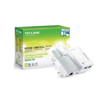 Harga Tp Link Extender harga tp link tl wpa4220kit 300mbps wi fi range extender