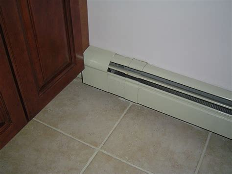 element baseboard how to remove baseboard heating element covers