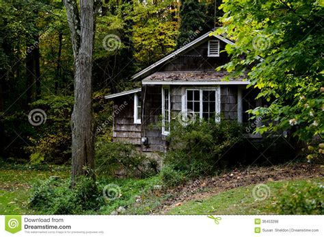 The Cabin In The Woods Free by Cabin In The Woods Royalty Free Stock Photos Image 36453298