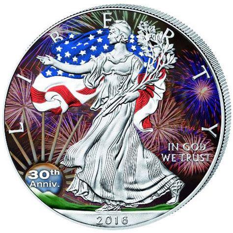 1 Oz Silver American Eagle Colorized - buy 2016 1 oz colorized american silver eagle coins jm
