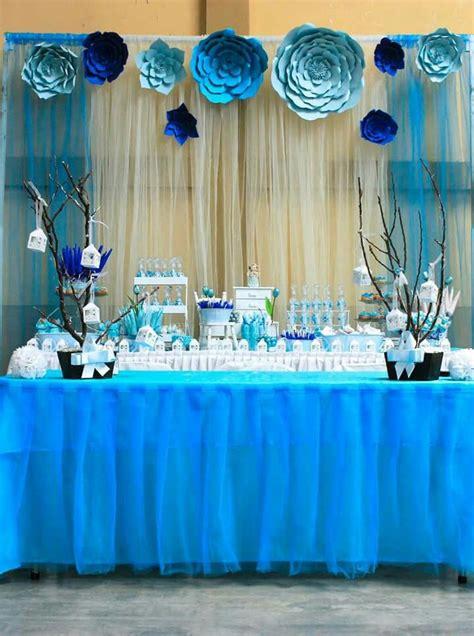 arreglos de mesa para bautizo con golosinas mesa de dulces para bautizo de ni 241 o crea en 2019 mesa de dulces bautizo