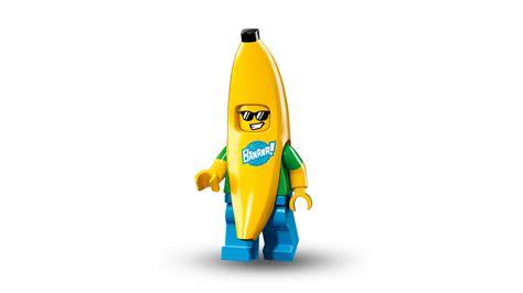 Gelang Lego Banana Kalung Lego Banan banana characters minifigures lego