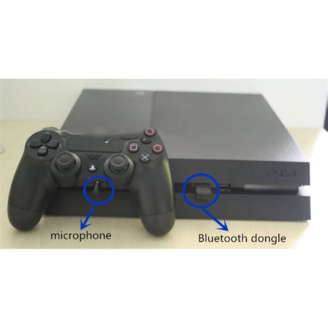 Usb Bluetooth Untuk Pc mini usb bluetooth dongle untuk playstation ps4 black