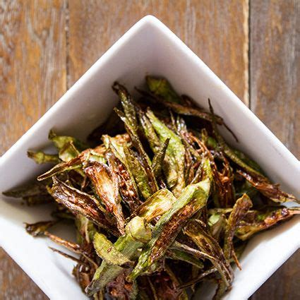 Garden And Gun Okra Fries 17 Best Images About Food On Blue Cheese