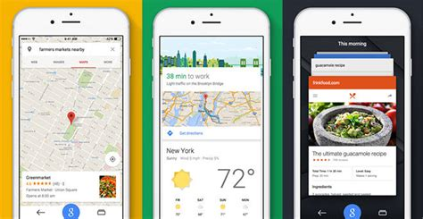 material design google vs apple google introduces material design to ios in app update