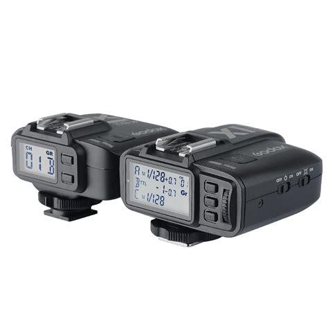 Godox X1n Ttl Wireless Flash Trigger For Nikon godox x1 ttl flash trigger and receiver set for nikon kayell australia
