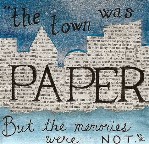 why did green write paper towns the planning it green quotes paper towns quotesgram