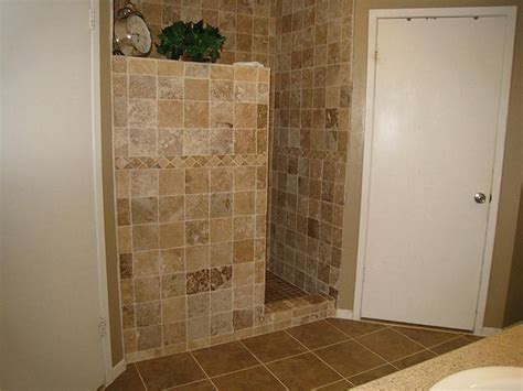 Walk In Shower Stalls Tiled Walk In Shower Stalls Interior Exterior Doors
