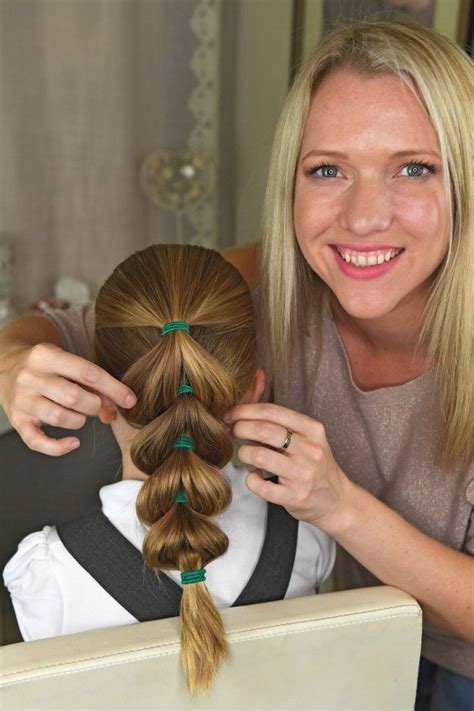 long hair no fuss cool mum unveils five no fuss hairstyles you can do on your