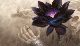 Lotus Mtg Magic S History Magic The Gathering