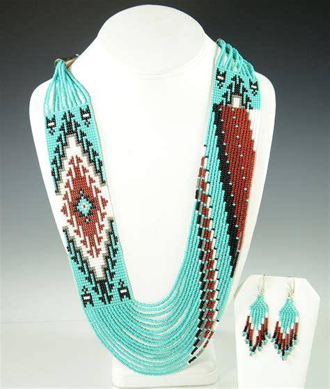navajo beaded necklace navajo beaded necklace www imgkid the image kid
