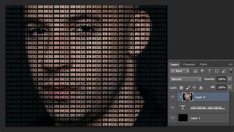 tutorial cetak alis membuat alis wajah kotak membuat typography wajah dengan