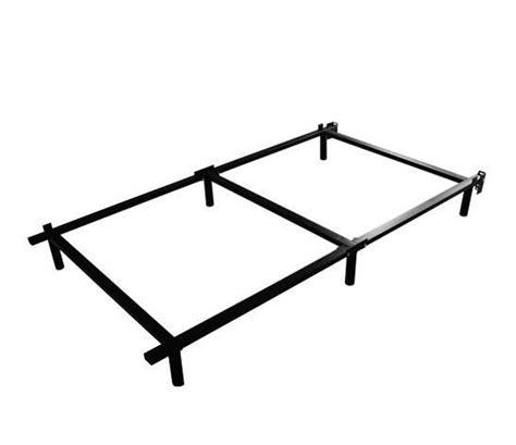 assemble metal bed frame swascana adjustable standing easy assemble steel bed frame