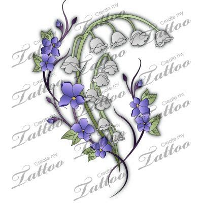lily of the valley tattoo designs images of of the valley ink marketplace