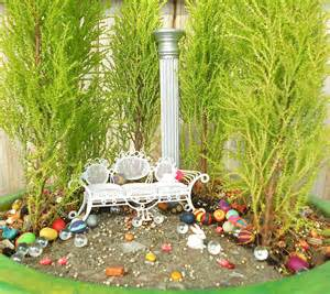 a miniature easter garden what s too cute the mini
