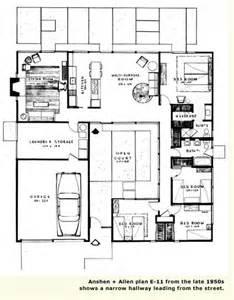 atrium ranch house plans