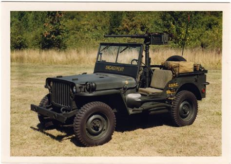 Barton Jeep Olive Nei Marines G503 Vehicle Message Forums
