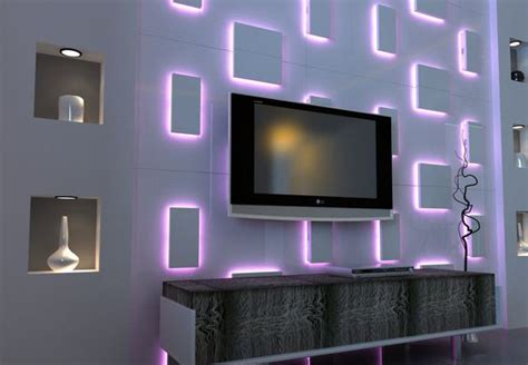 led wooden wall design 14 alluring wall led light designs to enhance your