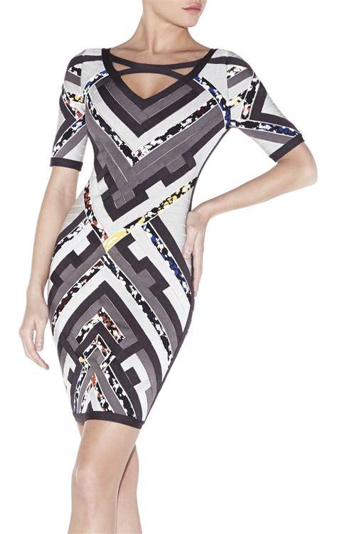 Kauri Bag kauri multi color patchwork dress