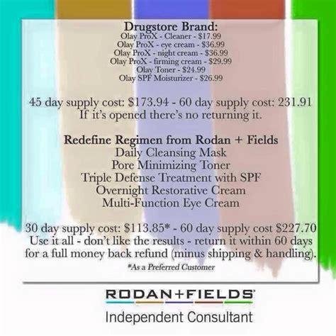 skin care company rodan fields pursuing a sale wsj best 20 rodan and fields prices ideas on pinterest