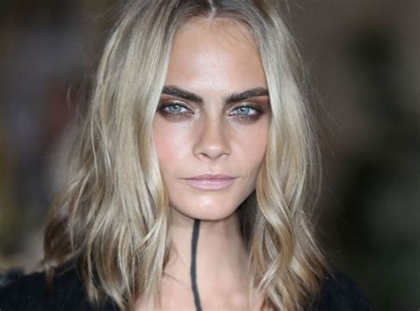cara delevingne s body art might replace the choker trend