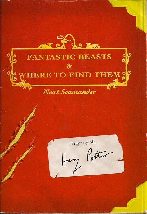 libro fantastic beasts and where j k rowling march 2012