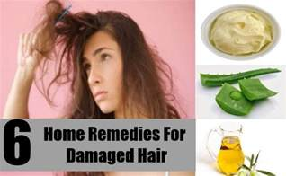 home remedies for damaged hair 6 home remedies for damaged hair treatments