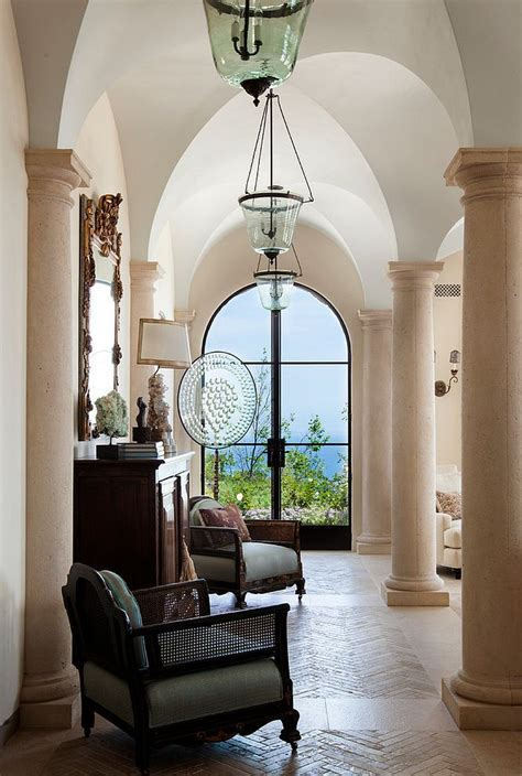 luxurious tuscan style malibu villa  paul brant williger