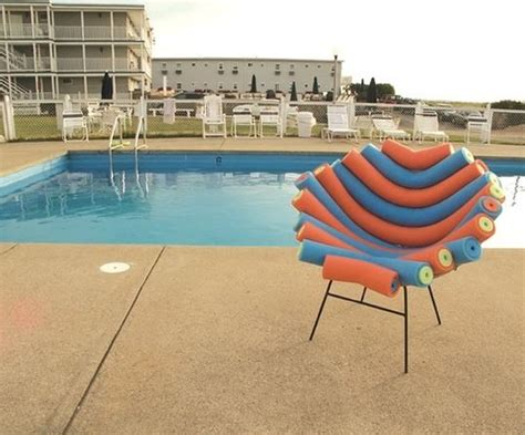 Pool Noodle Chair by More Ways To Use Your Swim Noodle