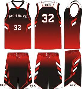 Basketball Jersey Design Template by Custom Sublimated Uniforms Custom Sublimation