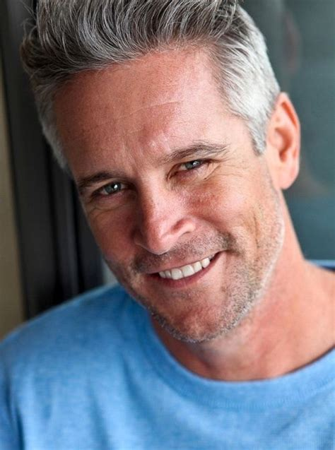 good looking gray haired men 1000 images about gray haired man on pinterest models