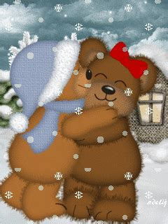 animated  mishki cell phone wallpaper category   girls teddy bears