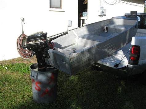 10ft jon boat with 4hp 10ft 1967 aerocraft aluminum v 10 aerocraft boats