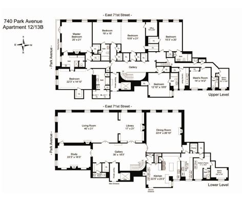 new york apartments floor plans 740 park avenue old new york apartment floor plan nice
