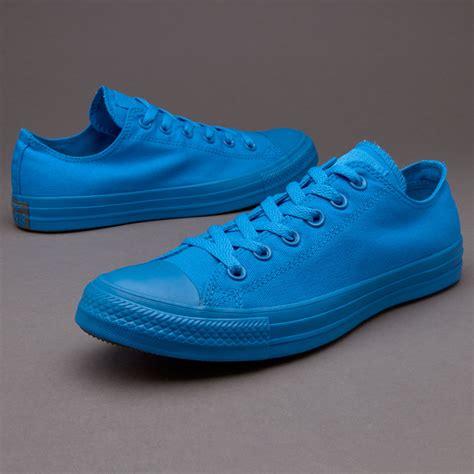 Sepatu Converse Allstar Original sepatu sneakers converse chuck all ox lo blue