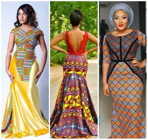 latest annkara gown styles latest ankara long gown styles 2017 2018 naija ng