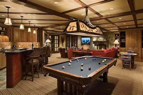 basement is a home to wide cinemascope home luxury cave room bar caves