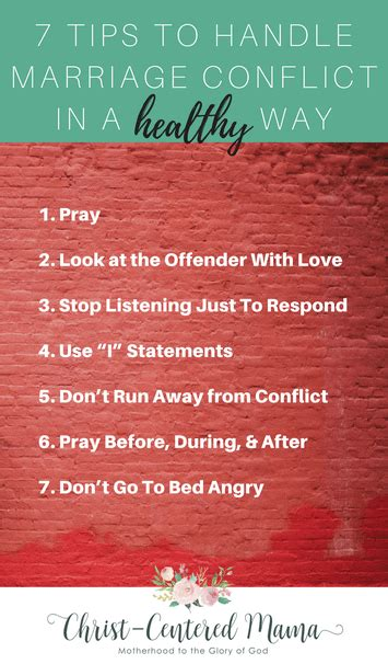 7 Tips On How To Handle A Moody Person by 7 Tips To Handle Marriage Conflict In A Healthy Way