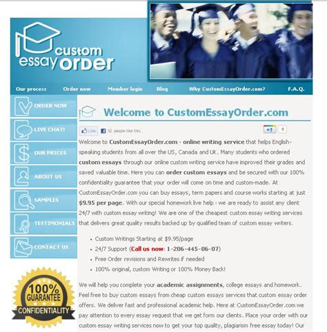 Order Custom Essay by Customessayorder Nozna Net