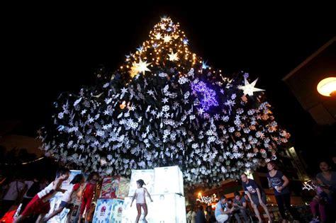jingle bells christmas trees around the world