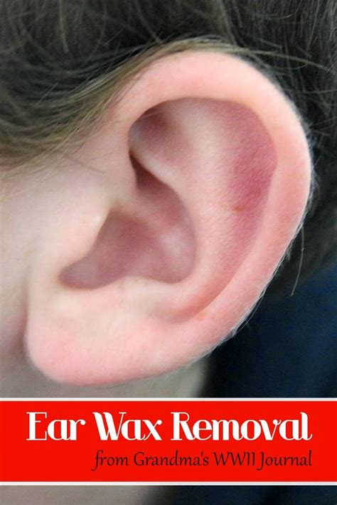 home remedies ear wax removal fluster buster