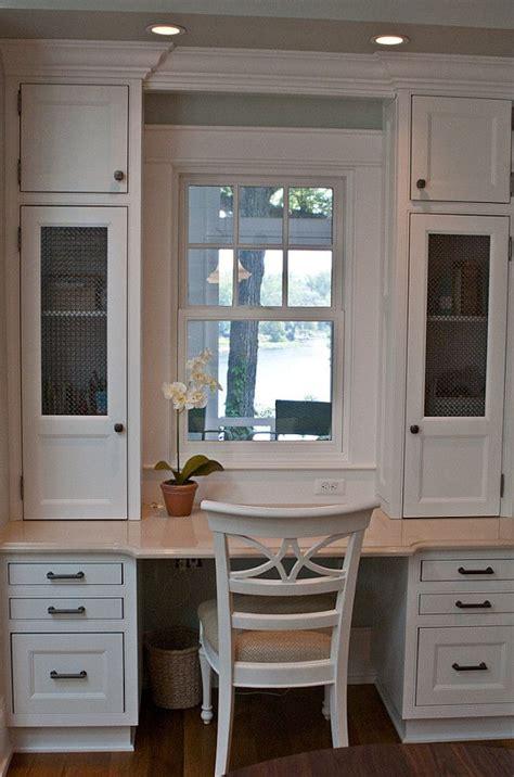 Kitchen Desk Area by 17 Best Ideas About Kitchen Desk Areas On