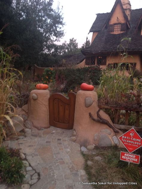 spadena house interior beverly hills has its very own storybook witch s house untapped cities