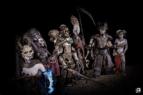 La Cofradia Summons Court Of The Dead